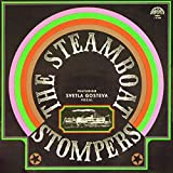 Steamboat Stompers Featuring Svetla Gosteva - The Steamboat Stompers - Supraphon - 1 15 1100