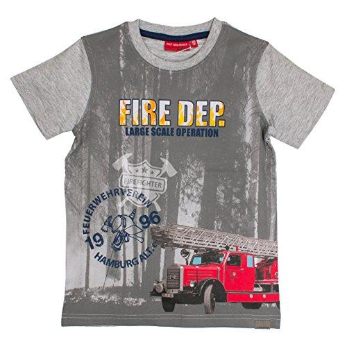 Salt & Pepper Fire Photoprint, T-Shirt Garçon Salt & Pepper
