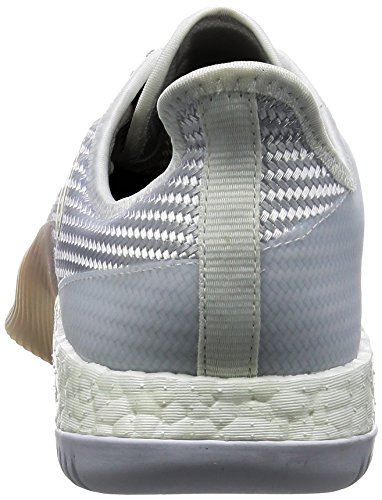 adidas Herren Crazytrain Elite M Laufschuhe Mehrfarbig (Ftwr White/silver Met./core Black)