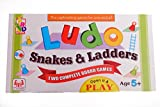 ToyMart Ludo With Snakes And Ladders NEW...