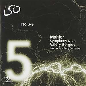 Mahler: Symphony No. 5 (LSO/Gergiev)