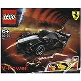 LEGO Ferrari Shell Promo 30195 Ferrari FXX Ferrari Lego (japan import)
