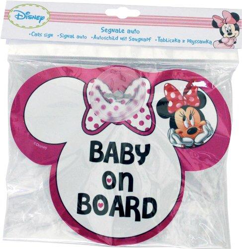 Image of Disney Baby Minnie Car Signal (36 Months, Pink)