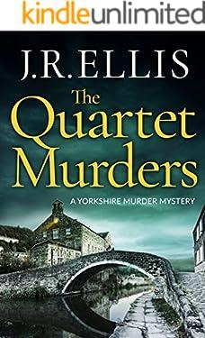 The Quartet Murders (A Yorkshire Murder Mystery Book 2)