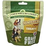 James Wellbeloved Minijacks Turkey  and Vegetable Variety 10 x 90 g
