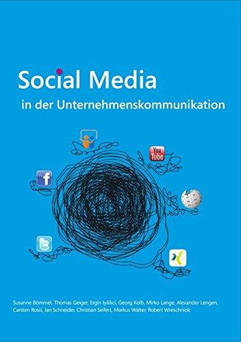 Social Media in der Unternehmenskommunikation