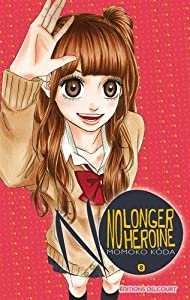 No longer heroine Edition simple Tome 8