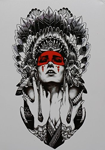 Tatouage Indien Femmes