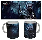 Tazza The Witcher 3