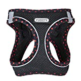 Yudote Step-in No Pull Harness Extra Small for Kittens Puppies Chest Girth 28-31cm,2