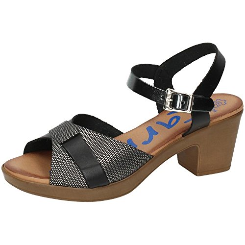 KARRALLI Donna sandali Nero