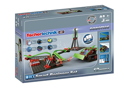 Fischertechnik 540586 - BT Smart Beginner Set