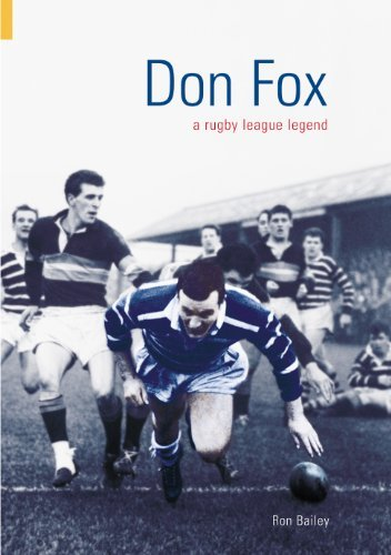 Don Fox: A Rugby League Legend (Archive Photographs S.) by Ron Bailey (2004-05-01) par Ron Bailey
