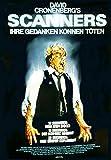 Scanners - Ihre Gedanken können töten (1981) | original Filmplakat, Poster [Din A1, 59 x 84 cm]