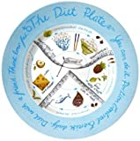 The Diet Plate Female Version FNE Earthenware