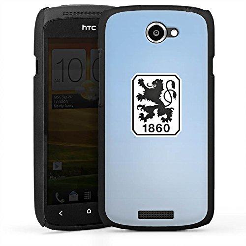 HTC One S Hülle Case Handyhülle TSV 1860 Muenchen Fanartikel Fussball