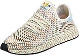 adidas Herren Deerupt Pride Fitnessschuhe, Weiß (Blacre/Gricen / Negbás 000), 48 EU