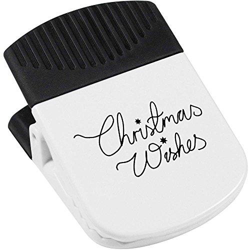 Azeeda 'Christmas Wishes' Clip Magnético (CP00008431)