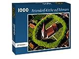 PetersdorfKirche auf Fehmarn  Puzzle 1000