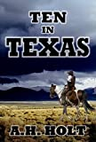 Book cover image for Ten In Texas: Western Series