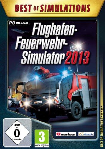 feuerwehr simulationen Best of Simulations: Flughafen-Feuerwehr-Simulator 2013