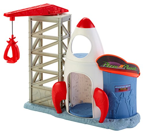Disney Pixar BFP13 Toy Story Rocket Command Centre Playset...