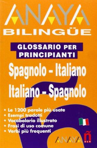 Nuevo Sueña: Anaya Bilingüe Español-Italiano/Italiano-Español (Diccionario - Anaya Bilingüe) por Aa.Vv.