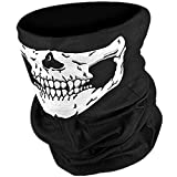 2 Pcs Skull Bandana, Bike Motorcycle Bandana, Bandana multifonctionnel + ...