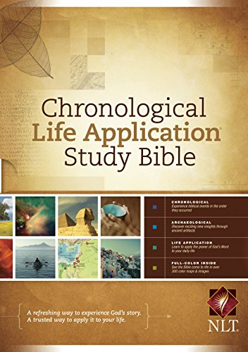 Chronological life application study bible nlt ebook tyndale chronological life application study bible nlt by tyndale fandeluxe Image collections