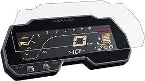 Speedo Angels Displayschutzfolie Tachoschutzfolie Für Yamaha Mt 125 2020 3 X Anti Glare Auto