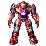 WSWJJXB Avengers Anti-Hulk Blindado Iron Man Mano Anime...
