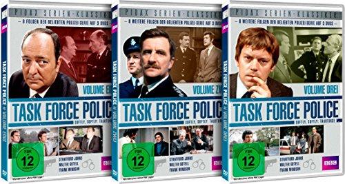 Vols. 1-3 (9 DVDs)