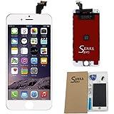 SANKA LCD Pantalla Táctil con Marco de Digitalización Asamblea Pantalla de Recambio para iPhone 6 - Blanco