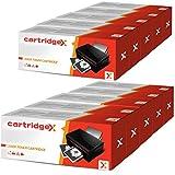 cartridgex 10x kompatible HP C4127X X127Weihnachtskarte EP 5252Tonerkartusche schwarz Ersatz für 14000, 4000N, 4000T, 4050SE, 4000TN, 4050, 4050N, 4050T, 4050TN, 4050T