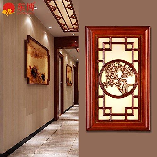 gaohx chinese-style moderni candelabri a muro solido antichi ... - Soggiorno Antico Moderno 2