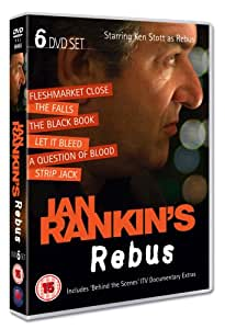Rebus : Seasons 3-4 (6 Disc Set) [DVD]