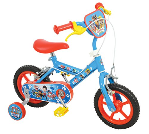 Paw Patrol Unisex Child 12 Bike - Multi
