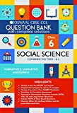 Oswaal CBSE CCE Question Banks Social Science For Class 6
