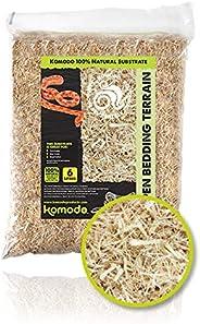 Komodo Asp-sängterräng, 12 liter
