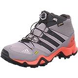 adidas Unisex-Kinder Cm7711 Trekking-& Wanderstiefel, Grau Gritre/Carbon 000, 28 EU