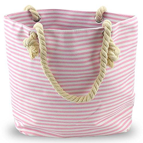 Originelli Rosa Marine Beachbag Marine Bag Tasche Stern Farbe Pink Sonia Strandtasche Lena dTgwqPvx