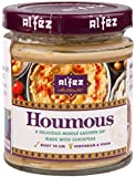 Al'fez Authentic Houmous 160 g (Pack of 6)