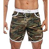 Berimaterry  Shorts pour Hommes Pantalon Doux Et Respirant Loisirs D'éTé Shorts De...