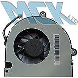 Packard Bell TK85TK87, E642, CPU ventilador de refrigeración mf60120V1-c040-g9
