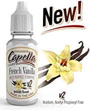 Capella Aroma 13ml DIY French Vanilla V2
