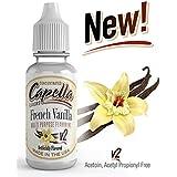 Capella Aroma 13ml DIY French Vanilla V2