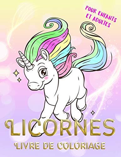 Coloriage Tete Licorne En Amour.Dessin Coloriage Licorne A Imprimer Et Livre De Coloriage Kawaii