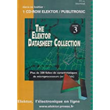 The Elektor / Elektuur Datasheet Collection, CD-ROMs, Vol.3 : Mehr als 200 Datenblätter von Mikrocontrollern, 1 CD-ROM