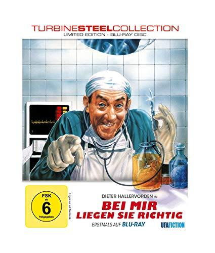 Bei mir liegen Sie richtig - Limited Edition - Turbine Steel Collection [Blu-ray]