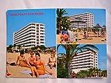 Antigua Postal - Old Postcard : Hotel Playa d' En Bossa - IBIZA